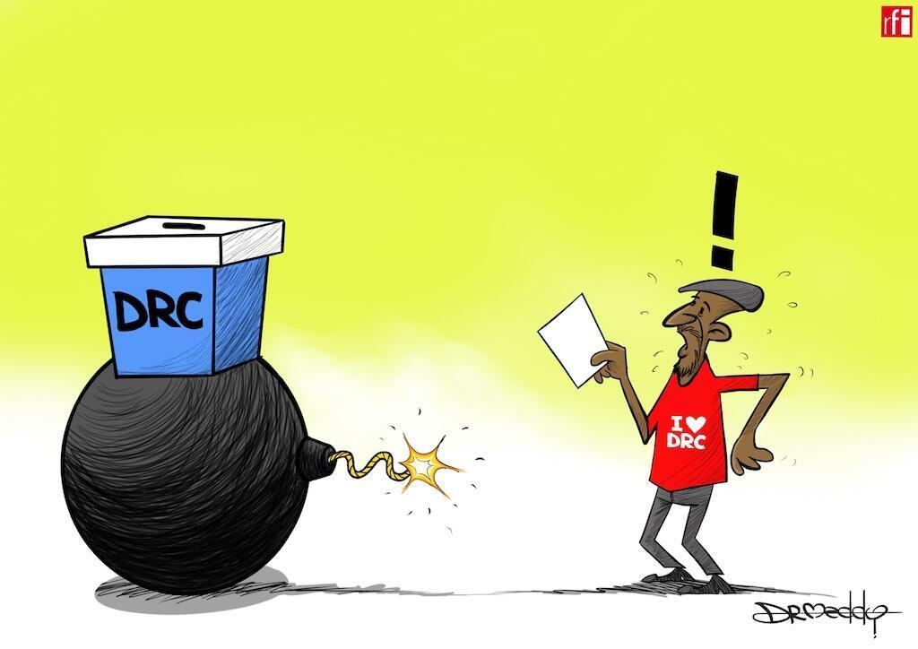 DR-Congo: Uchaguzi Nchini DRC umeahirishwa hadi Desemba 30. (21/12/2018).