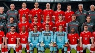 Apesar de ainda não ter garantido sua vaga na Copa de 2014, a seleção suíça já escolheu o Guarujá como base de concentração.