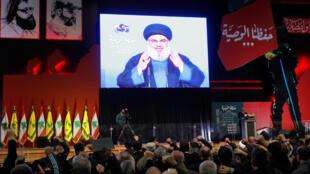 حسن نصرالله، در ادامه تهدیدهای خود به رهبران لبنان توصیه کرد که از قدرت نظامی اسرائیل نهراسیده و در مقابل در مذاکرات خود با مقامهای آمریکایی قدرت نظامی حزبالله را به رخ بکشند.