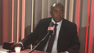 Manuel Augusto, ministro das Relações Exteriores angolano