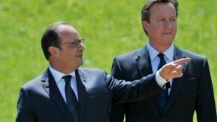 Завтра Олланд, Кэмерон и примкнувшая к ним Меркель создадут «единый фронт» для переговоров с Путиным по Сирии