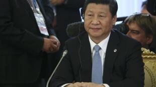 中国国家主席习近平在G20峰会上