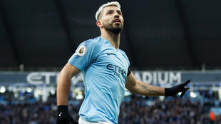 Sergio Aguero scored his second hat trick in two weeks in the 6-0 demolition of Chelsea at the Etihad Stadium.
