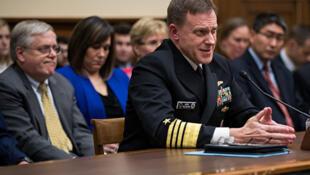 圖為美國網絡戰爭目前領導人 羅傑斯將軍