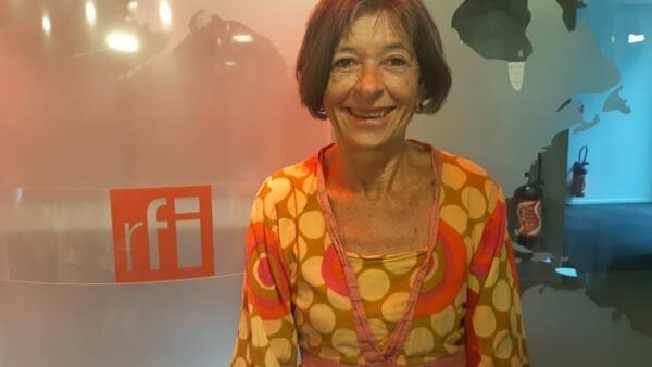 A cineasta franco-brasileira Véronique Ballot.