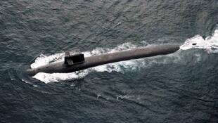 Các hợp đồng bị điều tra chủ yếu liên quan đến lãnh vực tàu ngầm. Ảnh do Bộ quốc phòng Pháp cung cấp.