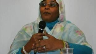 Sadiq al-Mahdi's daughter Mariam has been critical of the Khartoum government