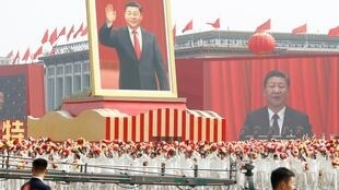 A China celebra esta terça- feira o 70° aniversário da Républica Popular.