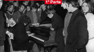 La fonoteca de RFI repasa la banda sonora de mayo del 68.