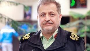 سردار وحید مجید، رئیس پلیس سایبری کشور