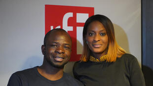 Mady Sacko et Diara Ndiaye.