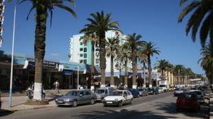 (Photo d'illustration) Les affrontements ont eu lieu dans la région de Skikda, sur la côte méditerranéenne à l'est d'Alger.