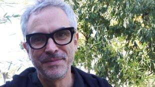 Alfonso Cuarón en el Festival Lumière 2017.