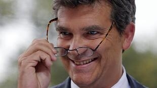 French Industrial Recovery Minister Arnaud Montebourg