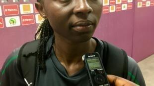 La Camerounaise Ajara Nchout.