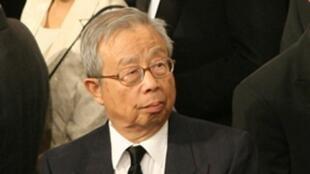 O dissidente chinês Fang Lizhi, que morreu nesta sexta-feira (6), nos Estados Unidos.