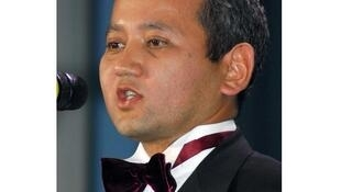 Dissident Kazakh oligarch Mukhtar Ablyazov, 26 January 2008 file photo.