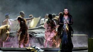 «Галантные Индии» в постановке Клемана Кожитора. Парижская опера, сентябрь 2019 г.