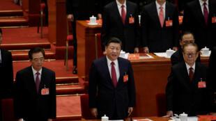 O presidente Xi Jinping goza do status do governante chinês mais poderoso dos últimos 40 anos.