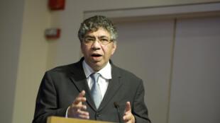 O vice-presidente do Banco Mundial Otaviano Canuto.