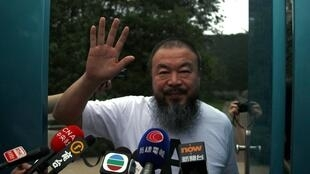 Ai Weiwei released from prison on jail