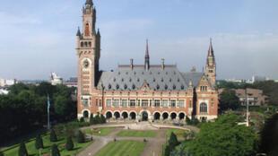 Le Palais de la Paix à La Haye, Pays Bas, siège de la Cour internationale de Justice.