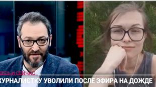 Александру Терикову заставили написать заявление об увольнении по собственному желанию