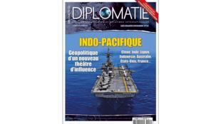 La revue «Diplomatie» consacre un dossier sur le concept Indo-Pacifique.