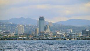 Thành phố Cebu, thủ phủ tỉnh đảo Cebu Philippines. Ảnh minh họa.