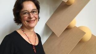 A artista plástica Carla Guagliardi