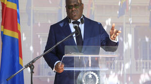 Now he has a government! Felix Tshisekedi, president of the DRC.