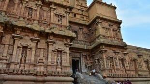 The Brihadishwara Temple in Thanjavur