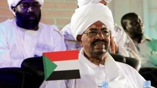 Shugaba  Omar el-Béchir na Sudan
