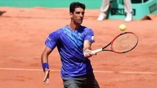 Thomaz Bellucci conquistou neste sábado (23) o torneio de Genebra.