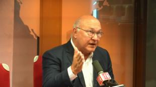 Michel Sapin sur RFI le 11 juin 2018.