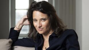 La romancière française Nina Bouraoui.