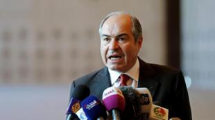 O primeiro-ministro da Jordânia, Hani Mulki