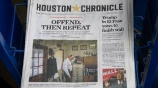 Los diarios Houston Chronicle y San Antonio Express News investigaron durante seis meses esta red de 47.000 iglesias e instituciones evangélicas que tiene más de quince millones de miembros, especialmente en el sur de Estados Unidos.