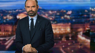 French prime minister Edouard Philippe spoke for 10 minutes on TF1 about the government's response to the violence during gilets jaunes protests.