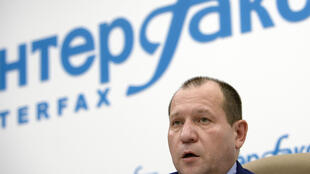 Igor Kalyapin, chủ tịch Ủy ban liên vùng chống tra tấn tại Nga.