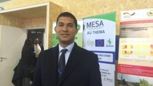 Celso Correia, ministro moçambicano da terra, ambiente e desenvolvimento rural