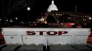 В США частично приостановилась работа госучреждений