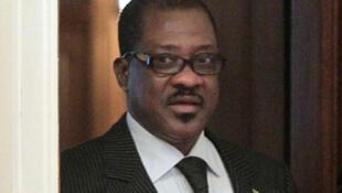 Madické Niang, ministre sénégalais des Affaires étrangères, le 8 février 2011.