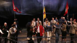 Fotos do espetáculo Macbeth