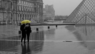 França registra o verão mais chuvoso em 50 anos.