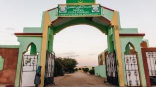 Le siège de l'école normale d'instituteurs de Nouakchott dans la capitale, le 1er avril 2019 (photo d'archives).