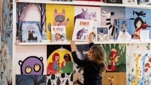 La 34e édition du Salon du livre et de la presse jeunesse de Montreuil a pour thème «Nos Futurs».
