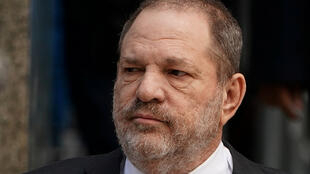 O ex-produtor americano Harvey Weinstein, em foto de arquivo.