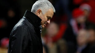 José Mourinho deixa o comando do Manchester United a 18 de dezembro de 2018