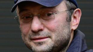 Dagestan-born tycoon Suleyman Kerimov in Moscow in 2012